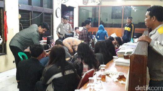 24 Orang Ditahan Di Polresta Bogor Kota Akibat Kasus Judi Online
