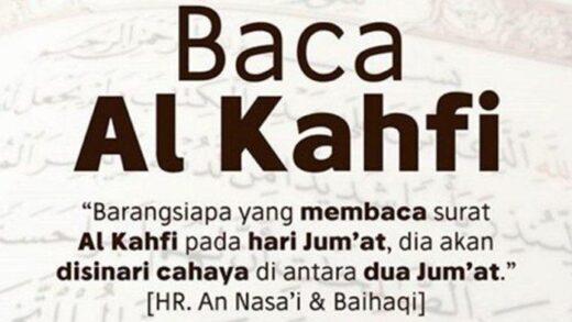 Berikut Keutamaan Membaca Surat Al Kahfi di Hari Jumat Bagi Kaum Muslim