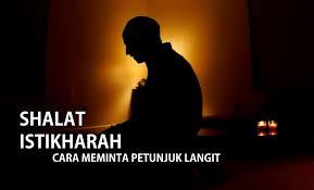 Manfaat Shalat Istikharah