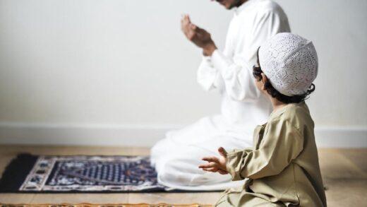 Mendidik Anak Menurut Sunnah Rasul