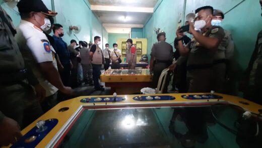 2 Lokasi Judi Bermodus Game Ikan di Jambi Disergap, 23 Orang Ditangkap