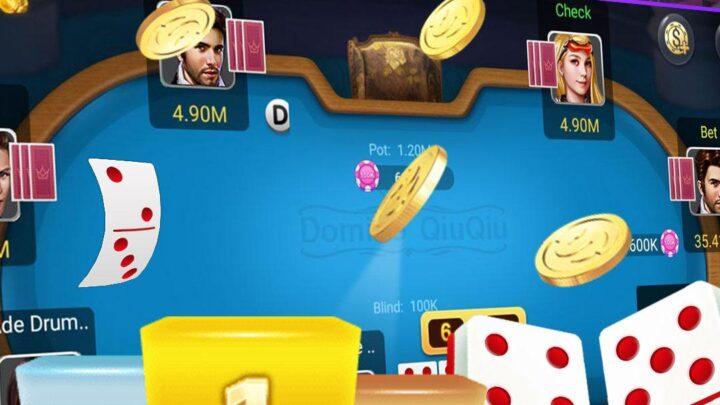 Review Game Domino QiuQiu 99 KiuKiu , Game Permainan Qiu Qiu Versi Android Dari WeFunGame