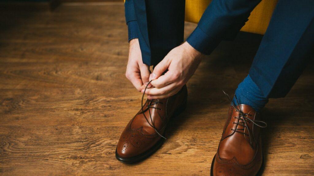 Jenis Sepatu Pria