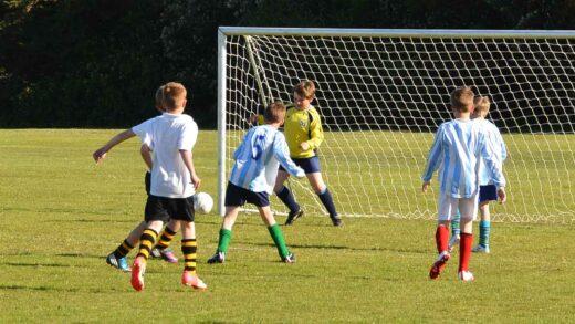 Benefits of Football for Children's Social Activities